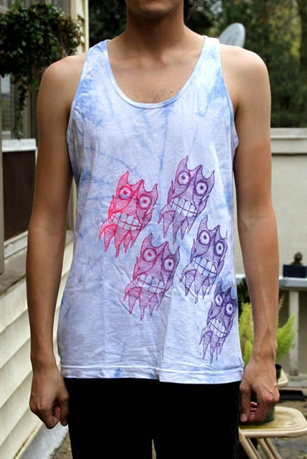 Image of Intense Dudes (tank top)