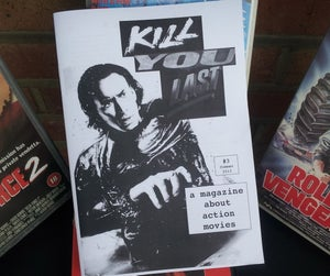 Image of KILL YOU LAST Issue 3