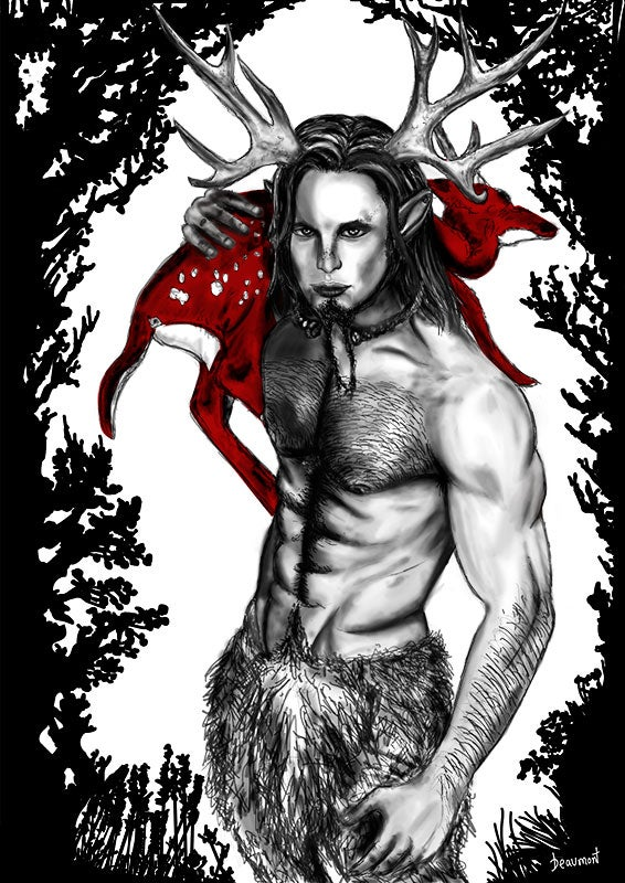 Image of God Cernunnos