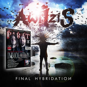 Image of AWRIZIS - Final Hybridation CD + MAGAZINE
