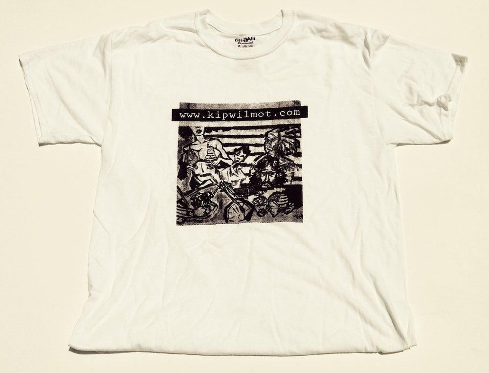 Image of Men's Flag T-shirt