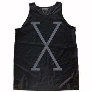 """Image of LIKE MIKE """"X"""" Tank Top"""