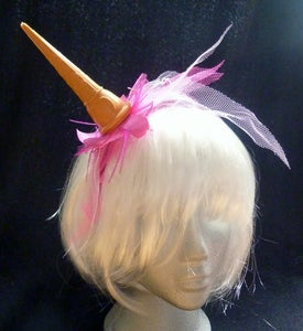 Image of Ice Cream Splat Fascinator