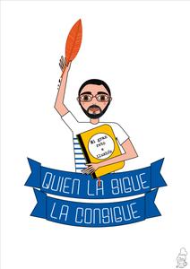 Image of Ilustración personalizada/Customized print (sencilla/simple)
