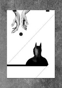 Image of HANGING BATMAN HANDS