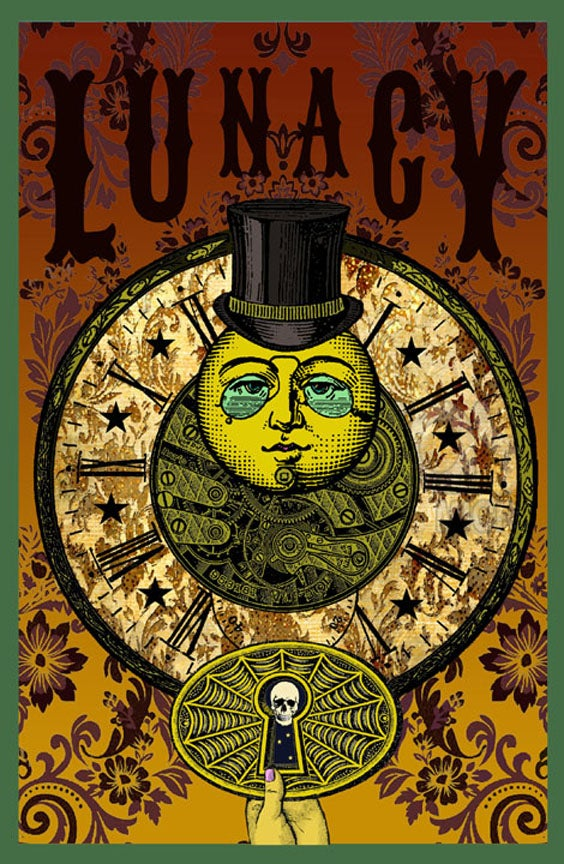Image of Lunacy Print