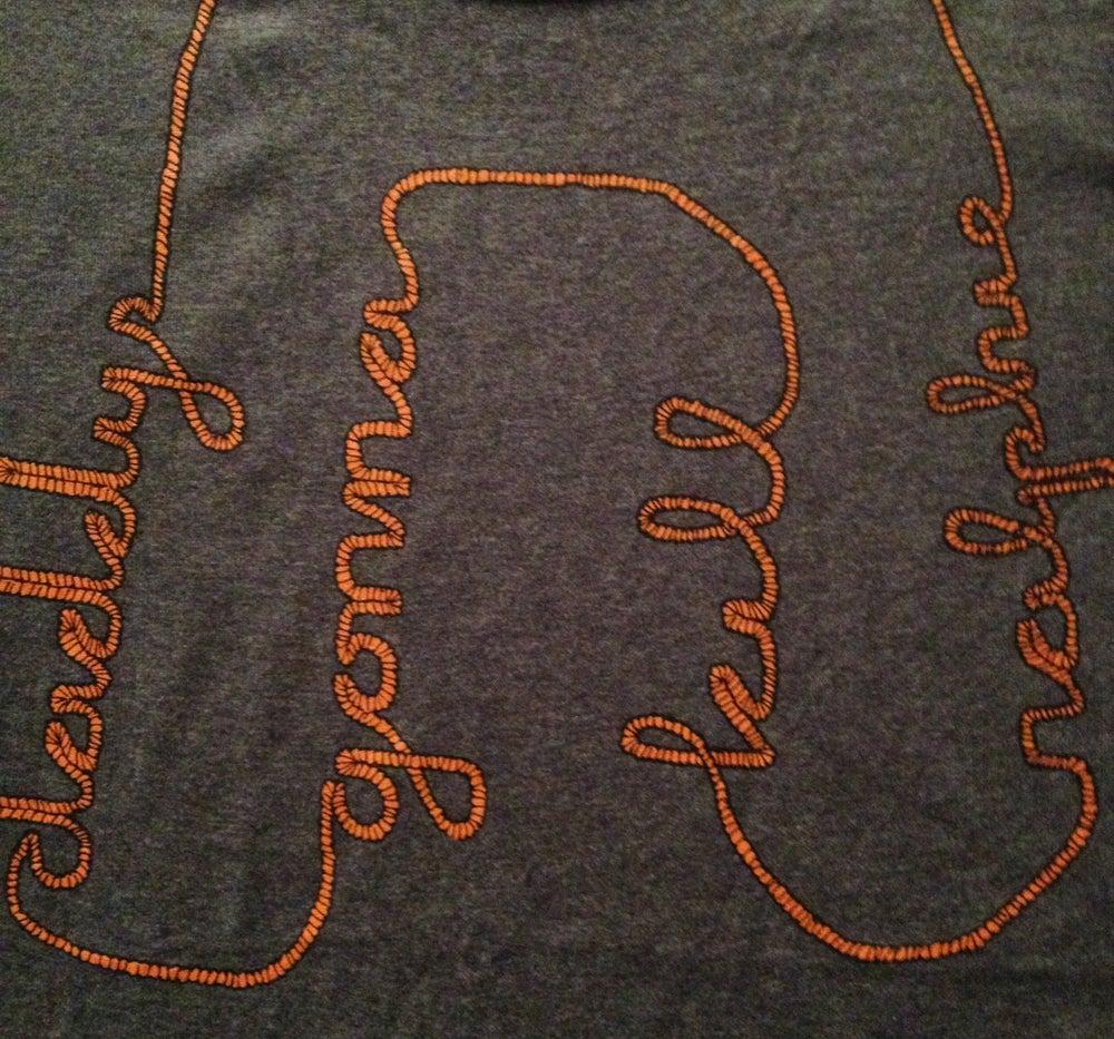 Image of Daddy's Gonna Kill Ralphie - Yarn Shirt