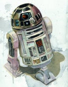 """Image of """"NOT the Droid you're looking for"""" Print"""