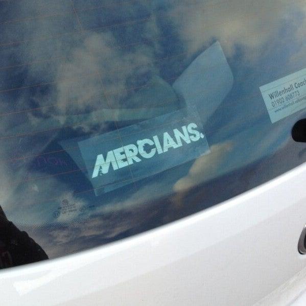 Image of Mercians Sticker