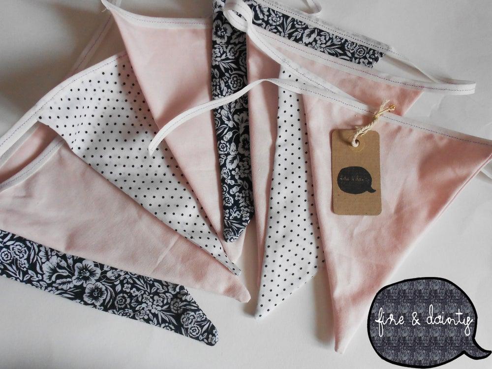 Image of Black & Blush