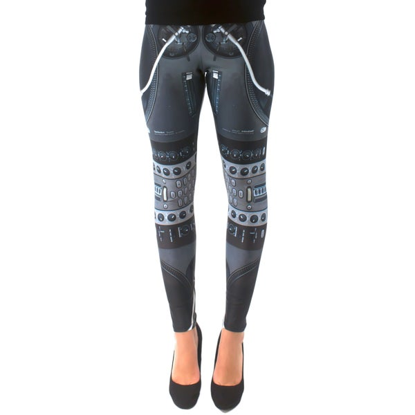 "Image of Leggings ""Dj Setup"""
