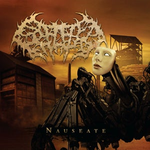 Image of SPLATTERED ENTRAILS - Nauseate