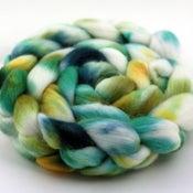 Image of Mojito - BFL/Silk Wool Top/Roving