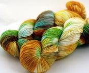 Image of Pina Colada - Superwash Merino/Nylon Sock Yarn