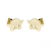 Boucles d'oreilles mouton - Felicie Aussi