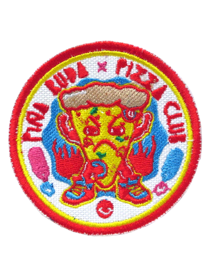Image of Pizza Club Patch