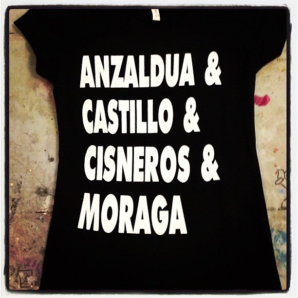 Image of Xicana Writers Tees
