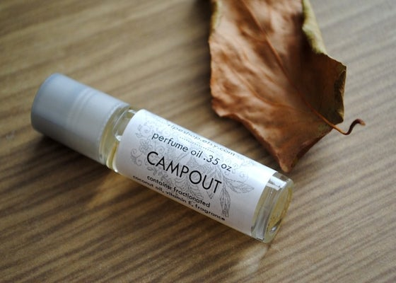 Image of Campout Perfume Oil