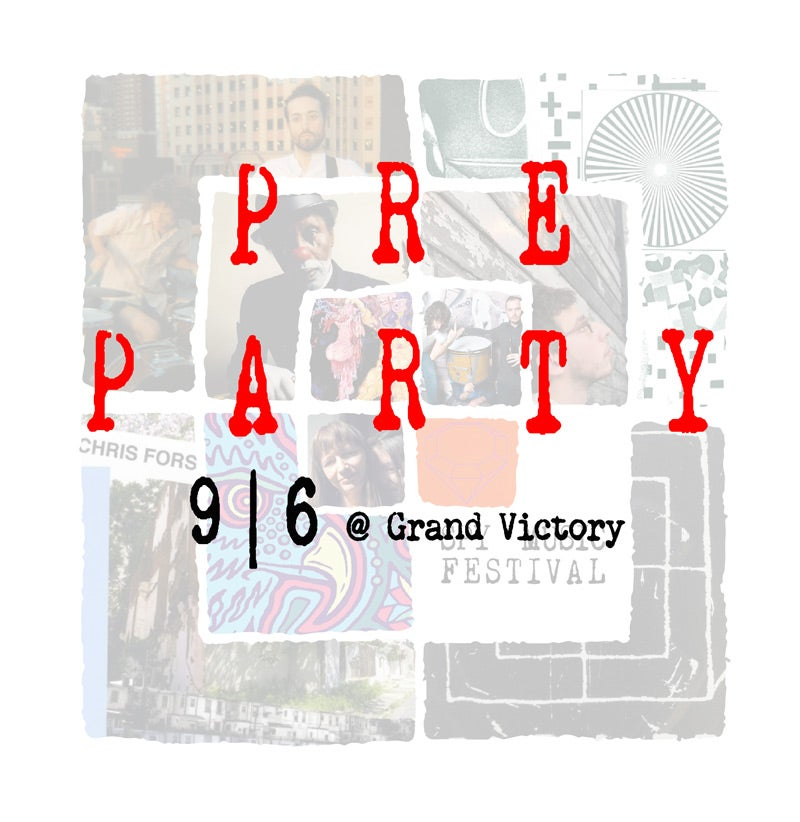 Image of Festival Pre-Party @ Grand Victory (September 6)