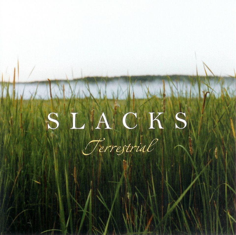 Image of Slacks - Terrestrial CD
