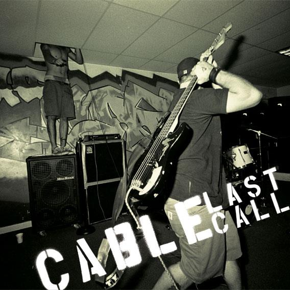 Image of Cable - Last Call CD/DVD