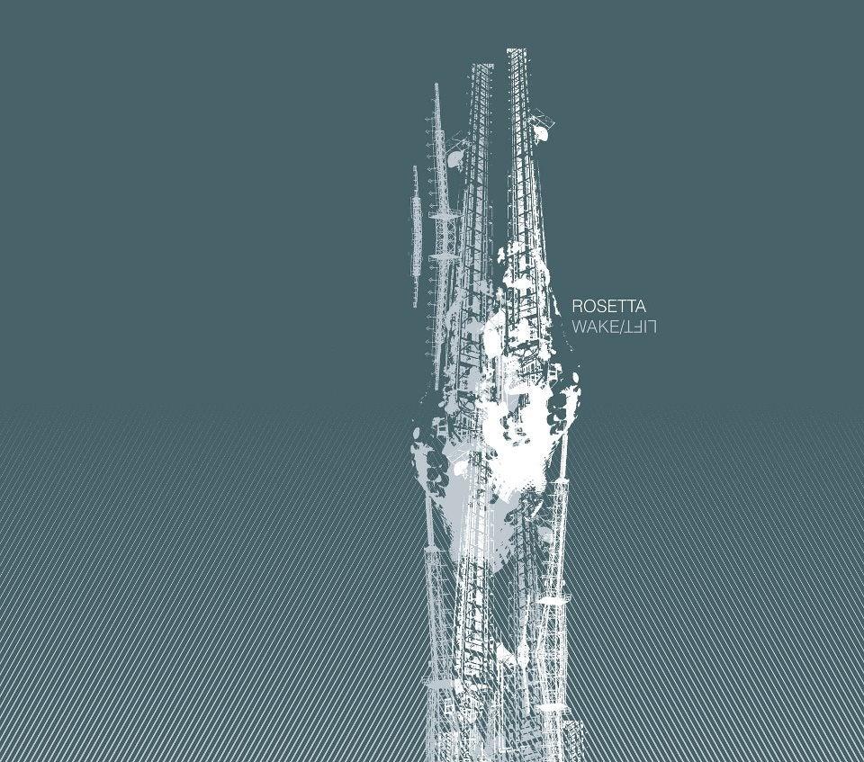 Image of Rosetta - Wake/Lift CD
