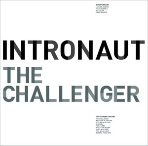 Image of Intronaut - The Challenger CD