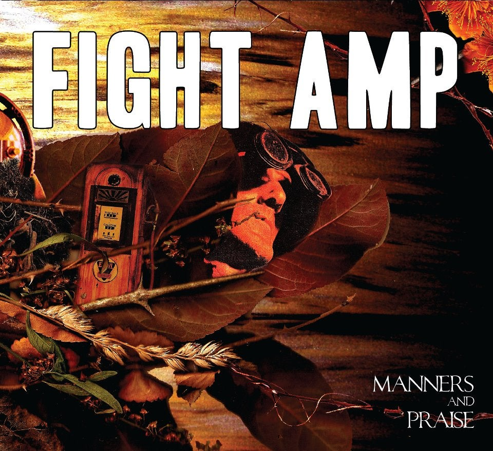 Image of Fight Amp - Manners and Praise CD
