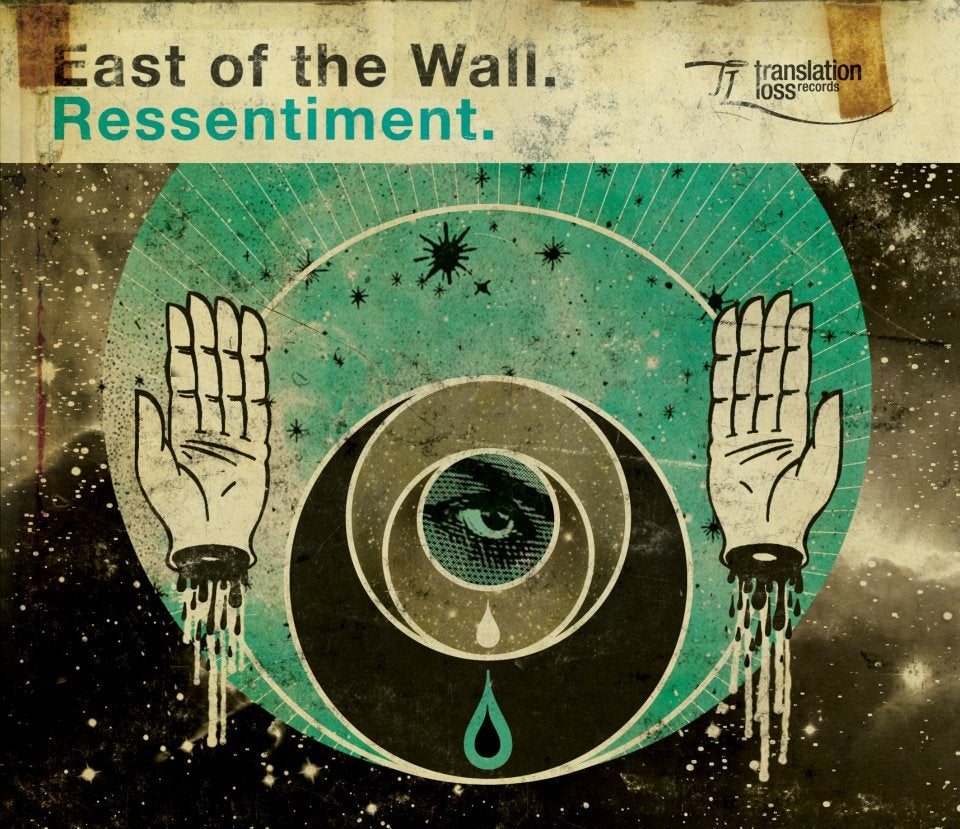 Image of East Of The Wall - Ressentiment CD