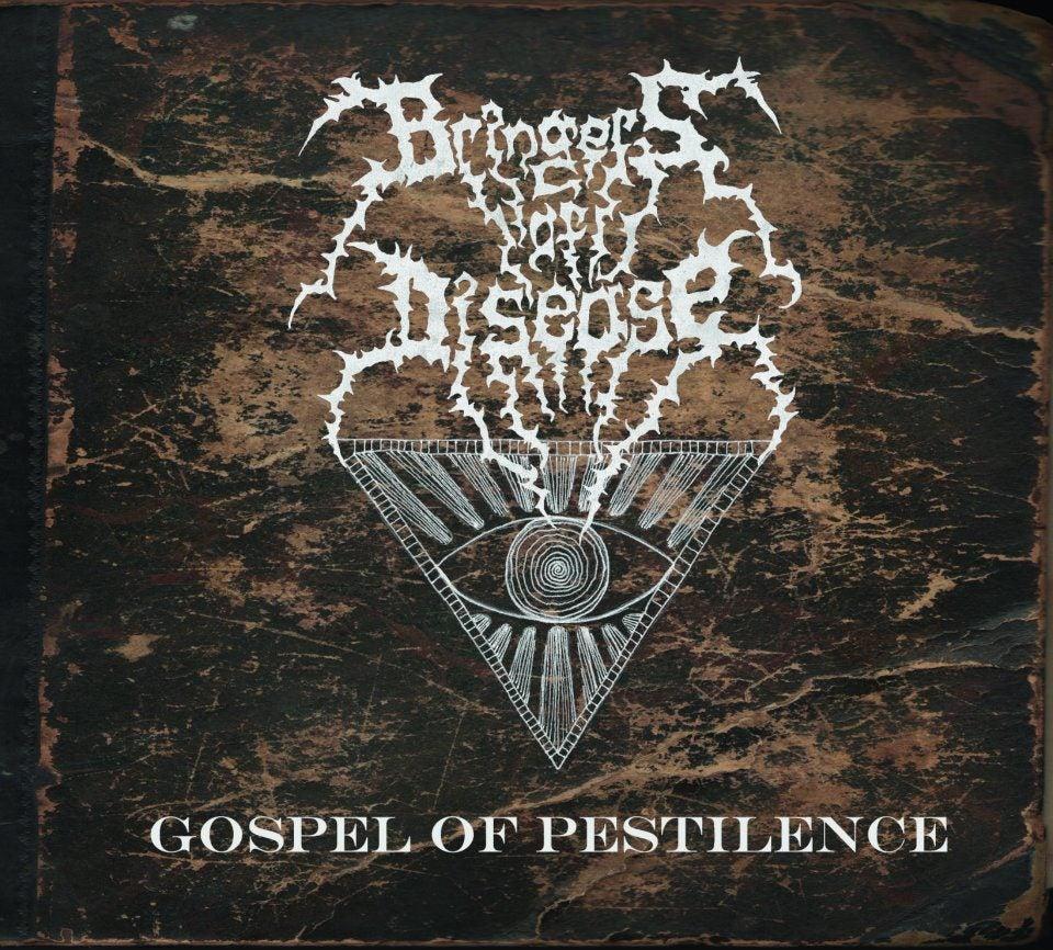 Image of Bringers Of Disease - Gospel Of Pestilence CD