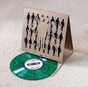 Image of Soundbox Record Player EP