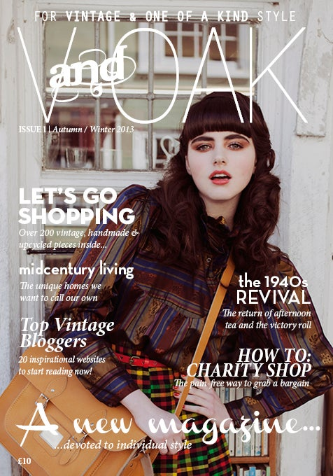 Image of V&OAK Issue 1 AW13