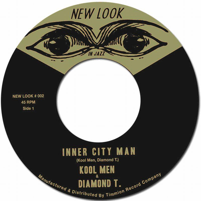 Image of NL-002 KOOL MEN & DIAMOND T.