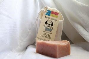 Image of Dog Soap