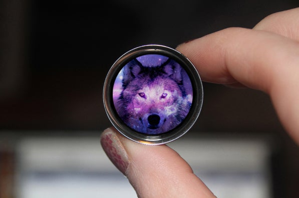 Image of Space Wolf Plugs
