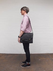 Image of Simple Satchel.