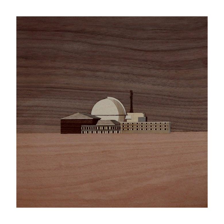Image of Douneray - 21 x 21cm Digital Print