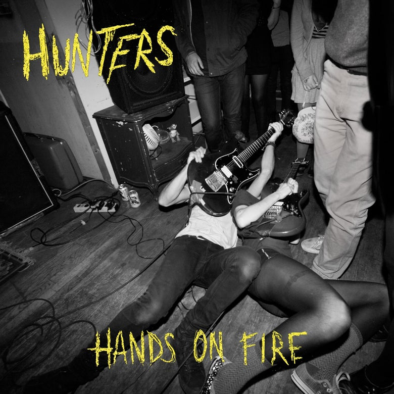 Image of Hands On Fire - CD