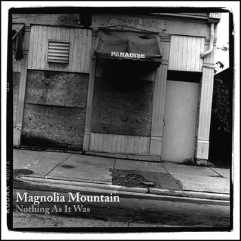 Image of Magnolia Mountaiin - Nothing As It Was (Compact Disc)