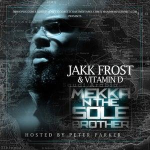 """Image of JAKK FROST """"MEKKA N THE SOLE BROTHER"""""""