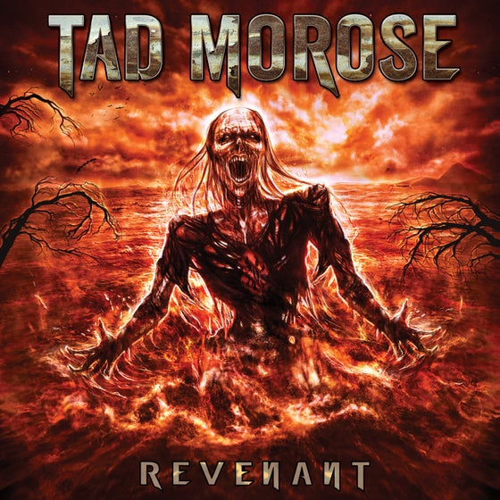 Image of Tad Morose - Revenant [CD]