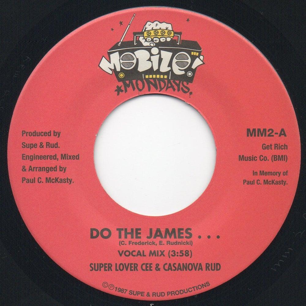"Image of Do The James... - 7"" Vinyl"