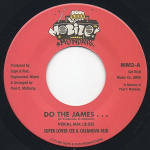 "Image of Do The James... - 7"" Vinyl"
