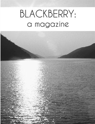 """Image of BLACKBERRY: a magazine, Vol. 2, Issue 2, """"Open"""""""