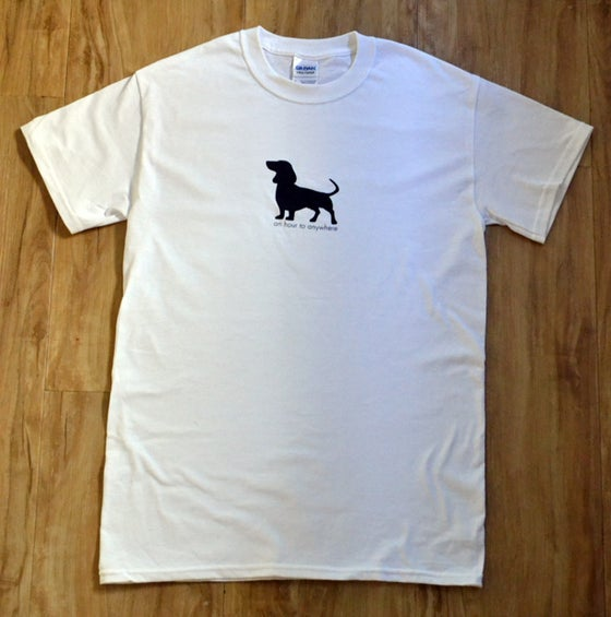 Image of An Hour to Anywhere T-shirt