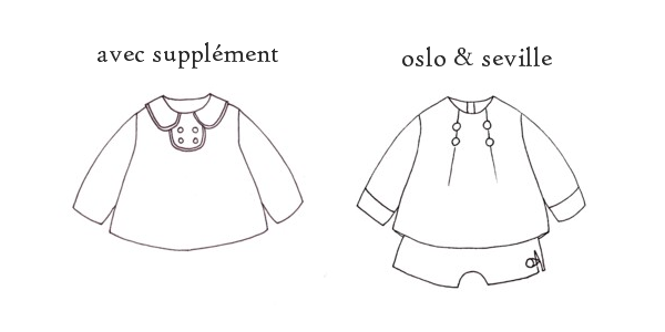 Image of patron OSLO baby