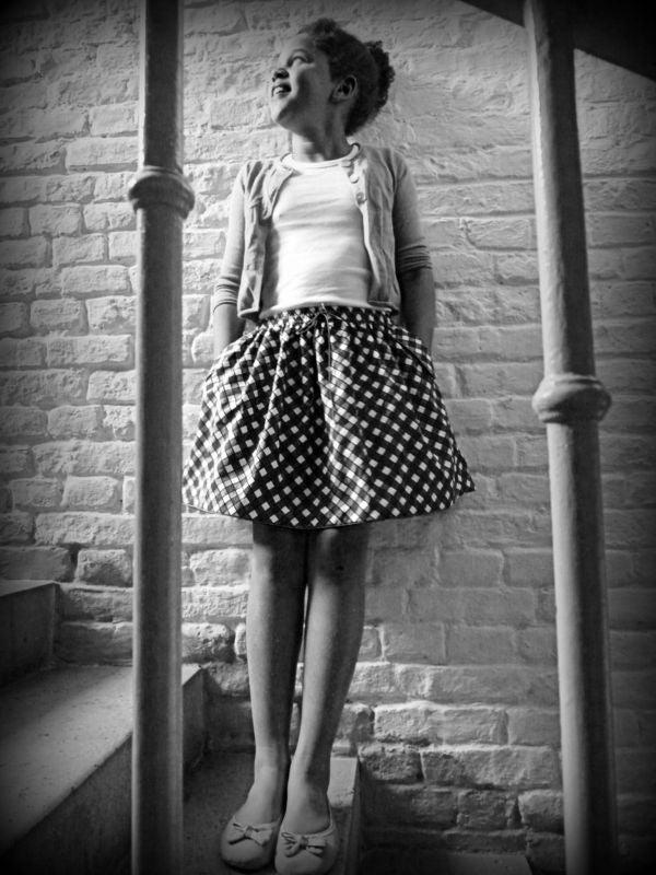 Image of patron MEMPHIS kid & lady (jupe)