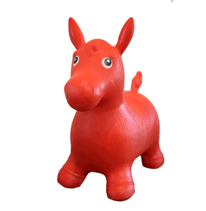 Image of HAPPY the Horse (Red)