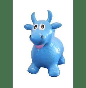 Image of Brutus the bull (Blue)