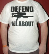 Image of DEFEND ALLABOUT T-SHIRT
